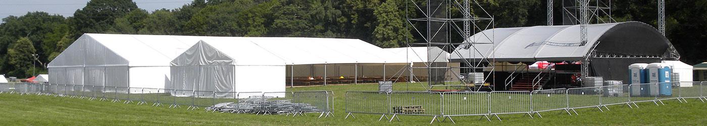 wynajem namiotów na każdą okazję