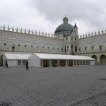 Namiot na komunię wesele Krasiczyn