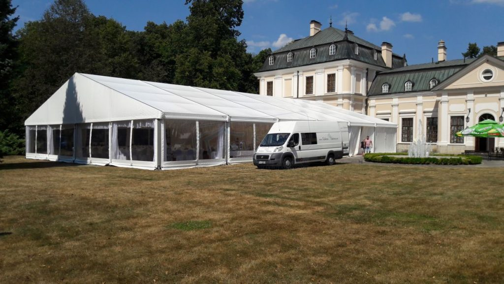 namioty weselne Lublin