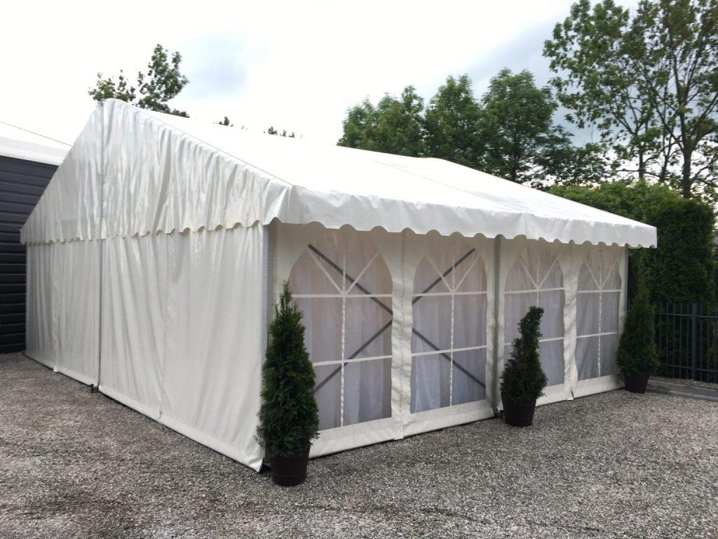 Namiot na komunię wesele